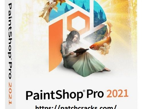 Corel PaintShop Pro 2021 v23.0.0.143 Serial Number & Activation Code