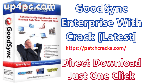 GoodSync Enterprise 10.12.4.4 With Crack Download