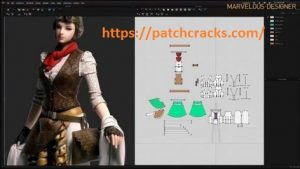 Marvelous Designer 9.5 Enterprise 5.1.445.28680 With Crack Latest