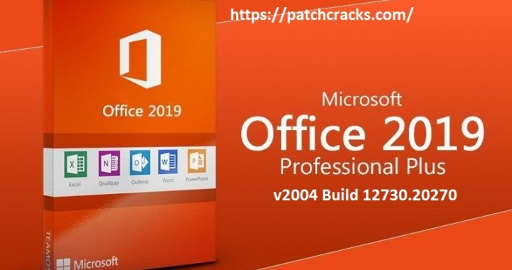 Microsoft Office 2019 Pro Plus v2005 Build 12827.20336 Free Download