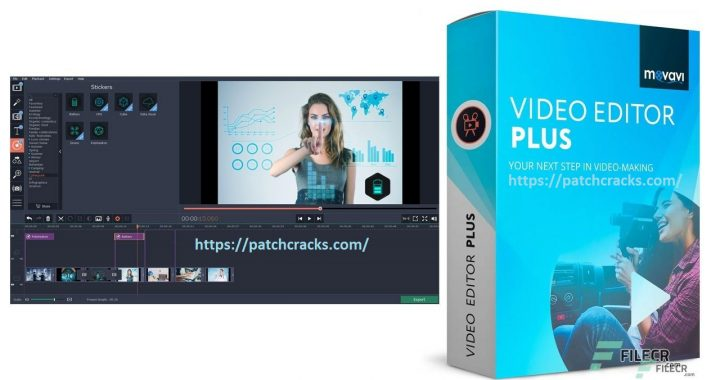Movavi Video Editor Plus 20.4.0 Crack + Activation Key Download