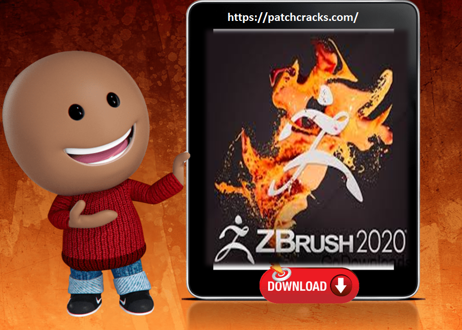 Pixologic ZBrush 2020.1.3 Crack Activation Code Generator
