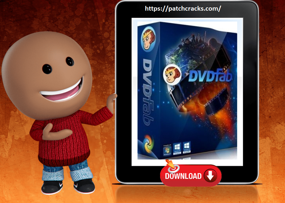 DVDFab Passkey 9.3.8.4 Crack Free Download With Registration Key