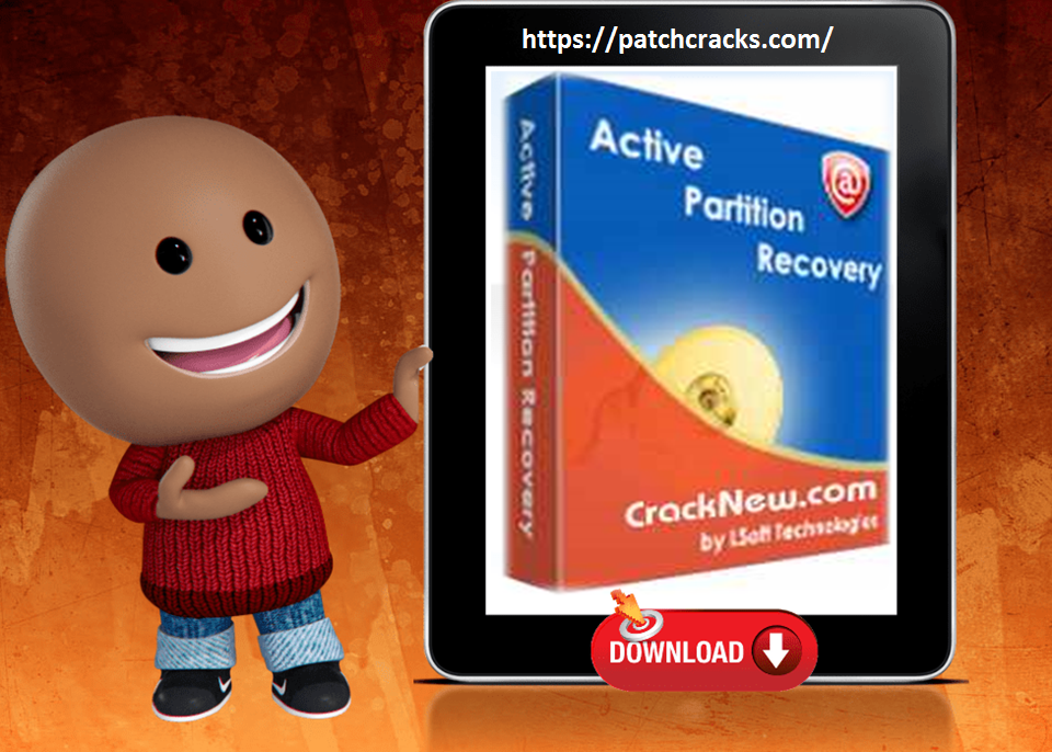 Active@ Partition Recovery Ultimate 20.0.1 With Full Crack
