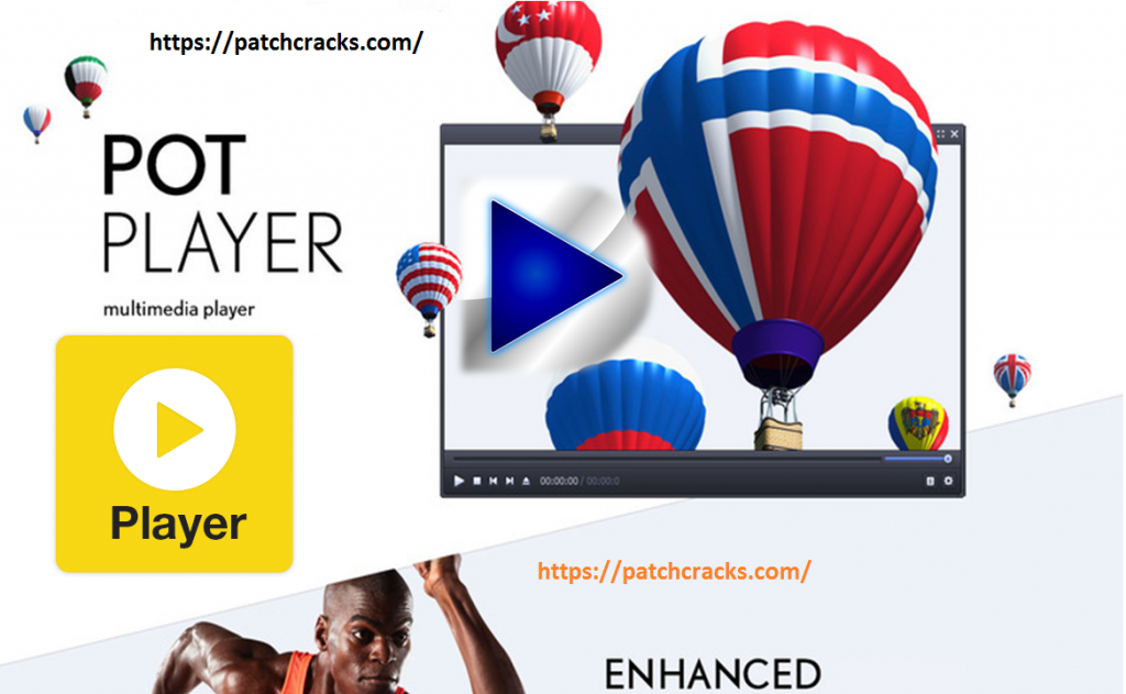 Daum PotPlayer 1.7.21250 beta Crack With Serial Key [PC/Mac]