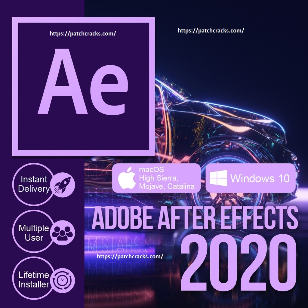 Adobe After Effects 2020 v17.1.1.34 With Crack Download