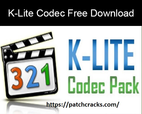 K-Lite Codec Pack 15.4.9 Mega Full Standard With Crack