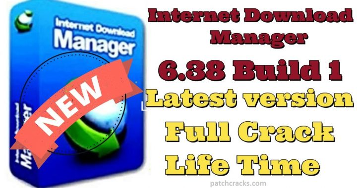 Internet Download Manager (IDM) 6.38 Build 1 Free Download