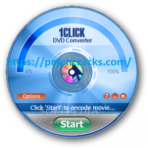 1CLICK DVD Converter 3.2.1.1 Crack With Serial Download