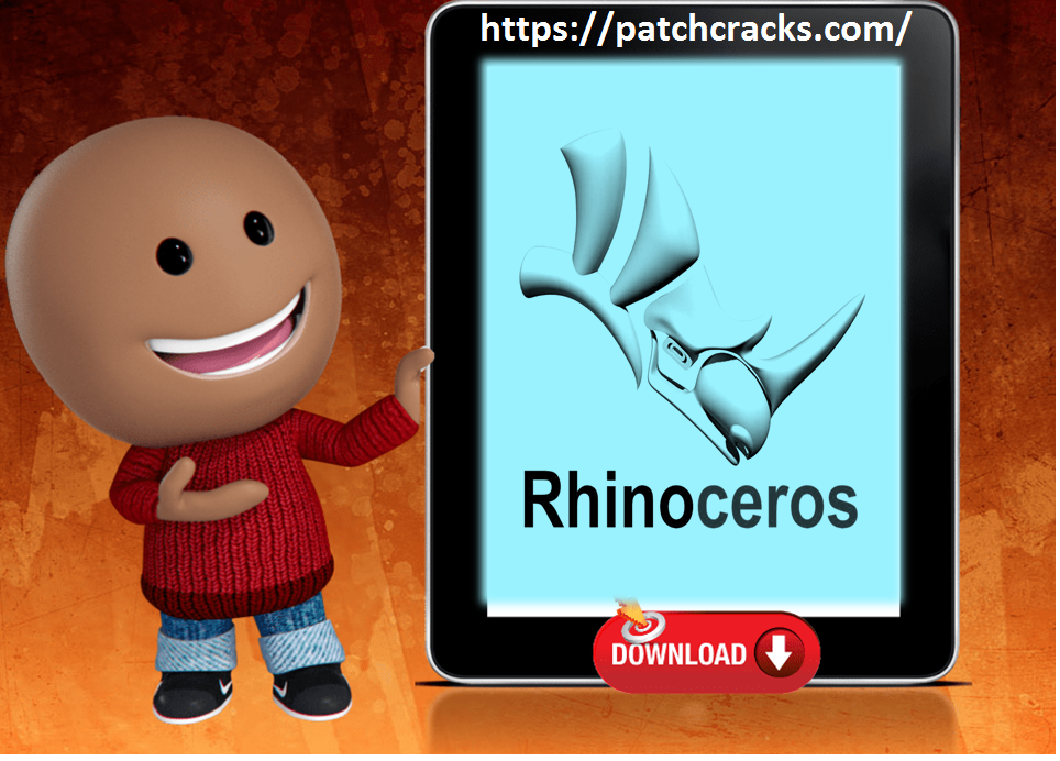 Rhinoceros 6.27 Free Download License Key With Patch