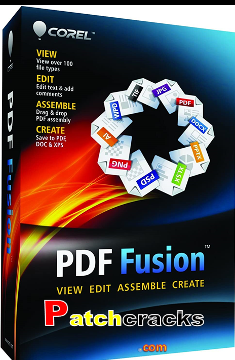 Corel PDF Fusion 2021 Serial Number + Key Full Version Download
