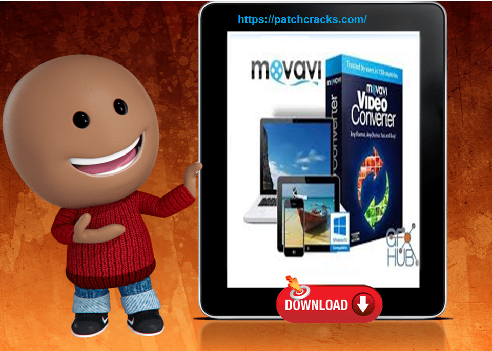 Movavi Video Converter Crack 20.2 Activation Key Full For Mac/ Windows