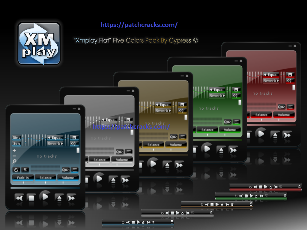XMPlay 3.8.4.8 With Crack & Activator Free Download
