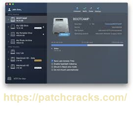 Paragon NTFS 16.11.0 Crack Mac With Serial Key Download 2020