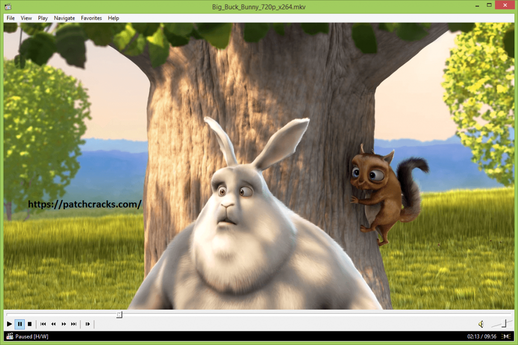 Media Player Classic - HC 1.9.6.21 Free Download