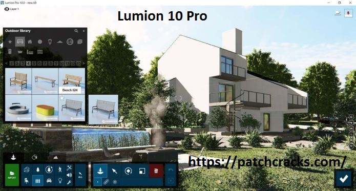 Lumion 10.3.2 Pro Crack + Activation Code Latest Here (100% Working)