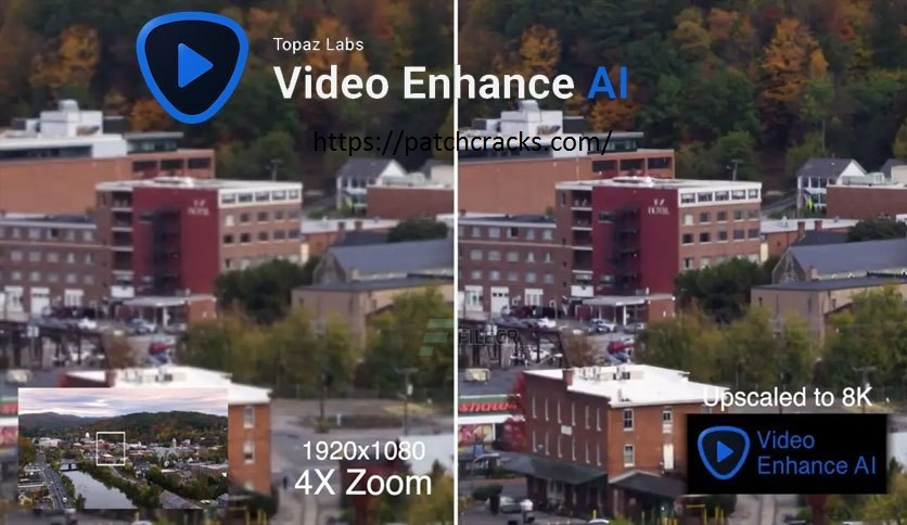 Topaz Video Enhance AI 1.4.2 With Full Crack Download