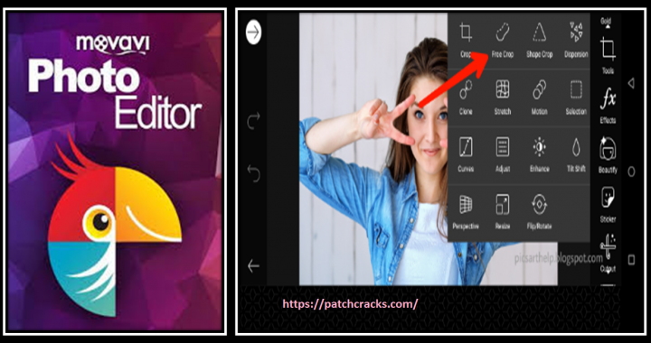 Movavi Photo Editor 6.6.0 With Crack Free Download