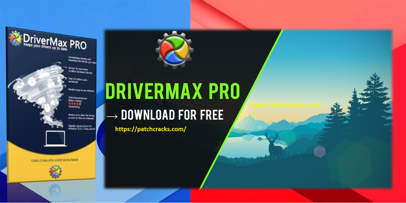 DriverMax Pro 11.18.0.38 Crack With Registration Code