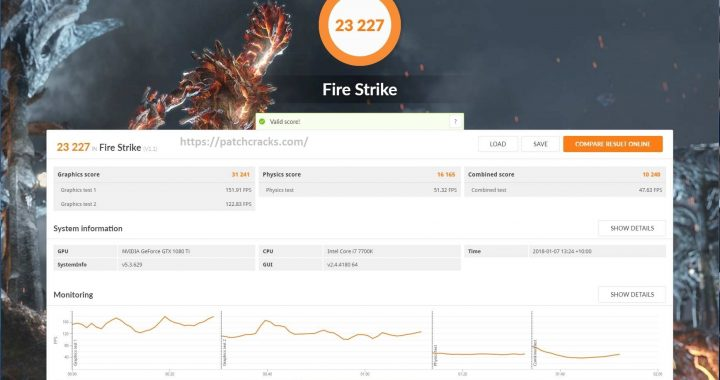 Futuremark 3DMark 2.12 Advanced Professional Free Download