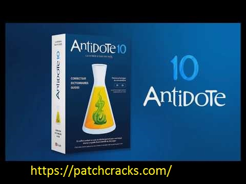 Antidote 10 v4.1 Multilingual Full Version Crack Free Download