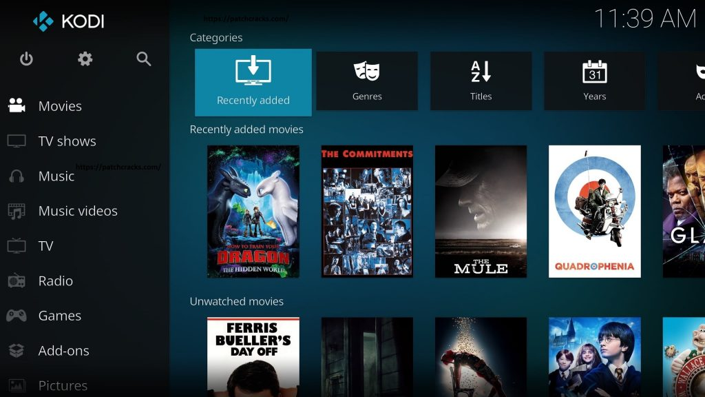 Kodi 19.0-2020.07.20 alpha With Crack Download For[ Win/Mac]