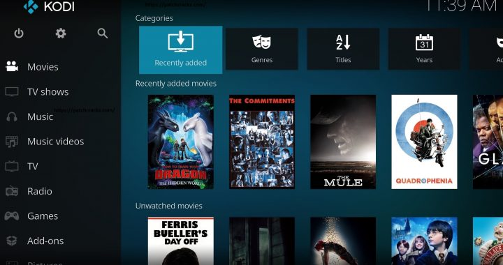 Kodi 19.0-2020.07.04 alpha With Crack Download