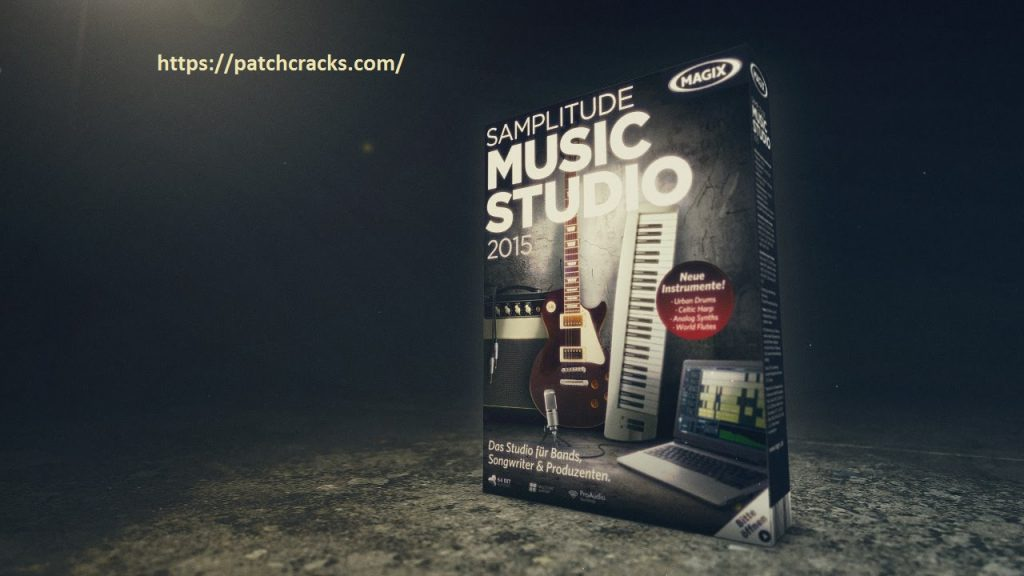 MAGIX Samplitude Music Studio 2021 v26.0.0.12 With Full Crack