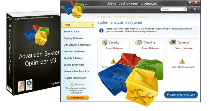 Advanced System Optimizer 3 Full Serial Key Free Download