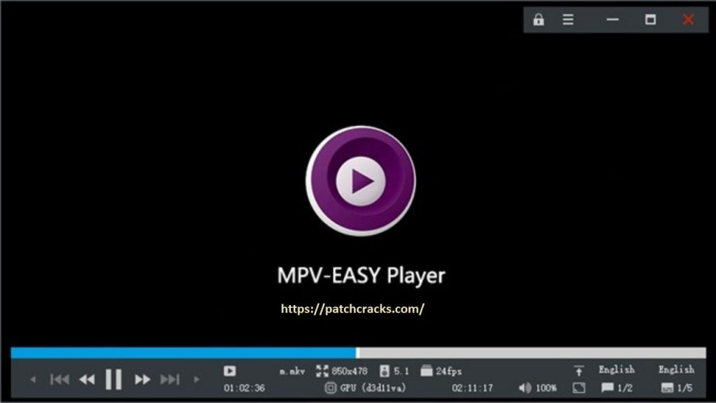 MPV Player 0.32.572 With Crack Free Download