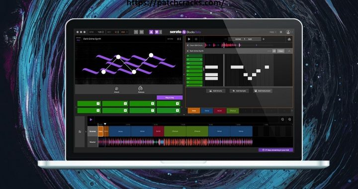 Serato Studio 2.3.7 With Crack Free Download For Win/Mac