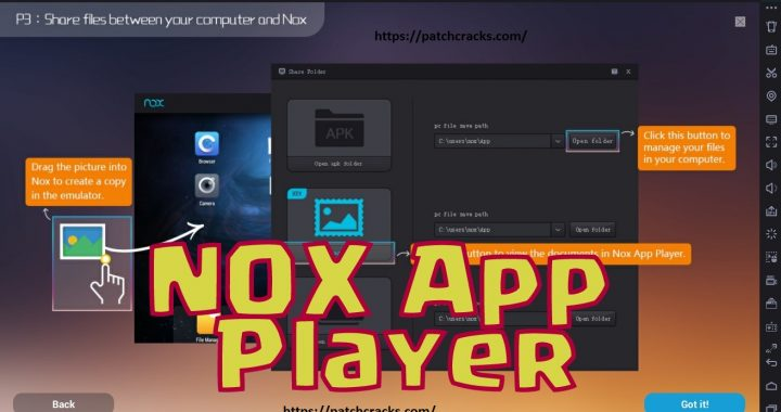 Nox App Player 6.6.1.2 Crack + License Key Download