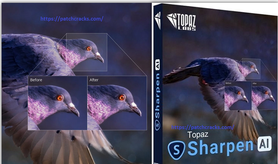 Topaz Sharpen AI 2.0 Full Crack Serial Key Download For [Win/Mac]