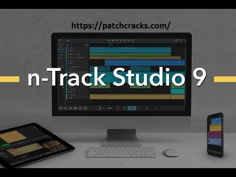 n-Track Studio Suite 9.1.1 Build 3649 With Crack For [Win/Mac]