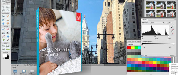 Adobe Photoshop Elements 2021 +Crack Key Download