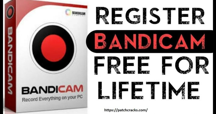 Bandicam Screen Recorder 4.6.3 Build 1725+ Crack Download [LATEST]