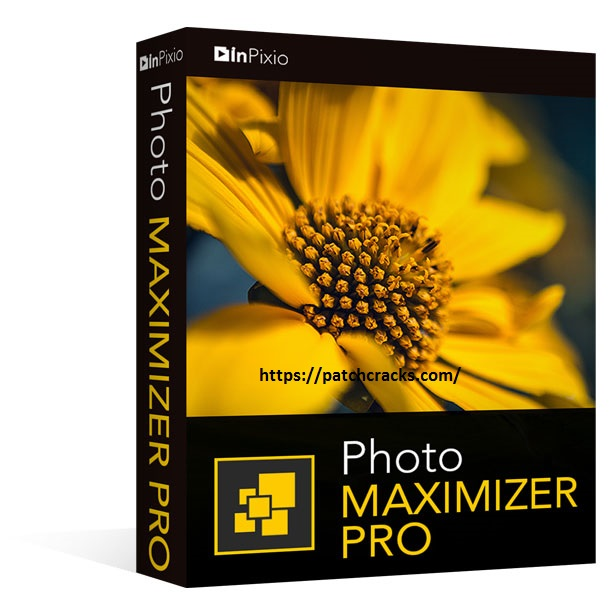 InPixio Photo Maximizer Pro 5.11.7542.30560 + Crack Key Download