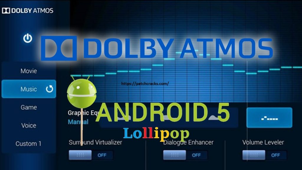 Dolby Atmos Android Crack DAX2.3.1.30_r1 For Android Download