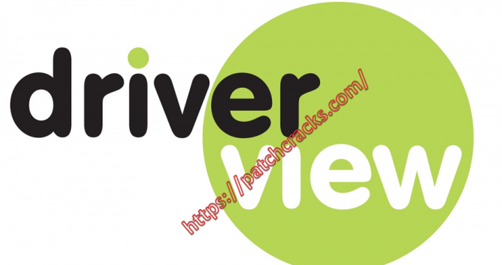 DriverView 1.50 + Full Version Download[ Latest] 2021