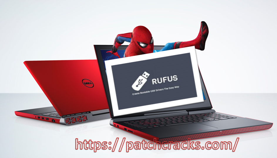 Rufus 3.12.1710 Bootable USB Flash Drive Free Download 2021