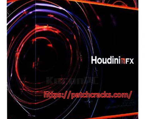 SideFX Houdini FX 18.0.597 Crack + License Key Portable (2021)