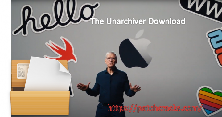 The Unarchiver Download 4.2.2 [Latest Version] macOS 2021
