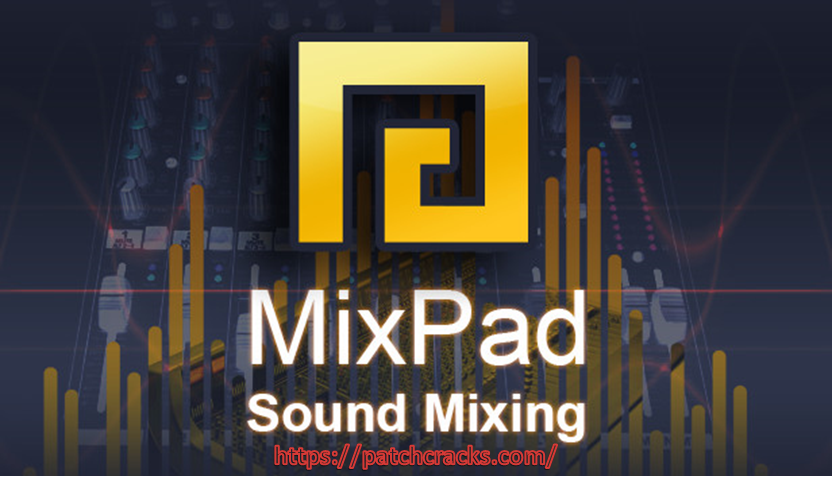 MixPad 6.16 Crack Registration Code Free Download 2021