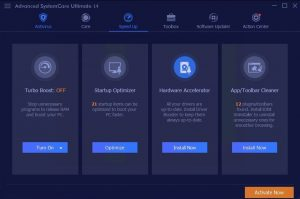 Advanced SystemCare Ultimate Serial Key And Crack